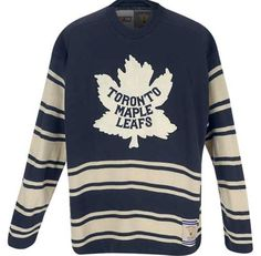 Vintage Toronto Maple Leafs Sweater. #CDNGetaway