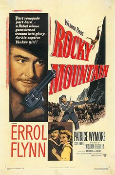 Errol Flynn and wife Patrice so star in a 1950 western.
