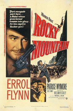 Errol Flynn and wife Patrice so star in a 1950 western.