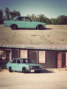Datsun 510 - wanted this car in high school really bad Classic Japanese Cars, Japanese Sports Cars, Classic Cars, Datsun 1600, Datsun Car, Retro Cars, Vintage Cars, Classic Rice, Car Camper