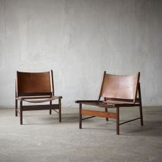 Jorge Zalszupin - Lounge Chairs