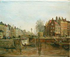 Spinolahuisje a.d. Spaansekade Rotterdam door J.G. Smits