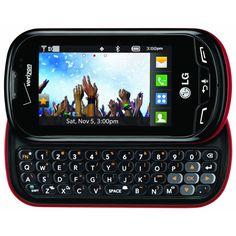 Smartphone : LG Extravert Prepaid