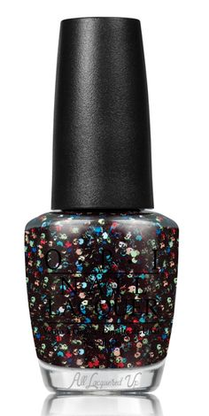 OPI To Be Or Not To Beagle from Peanuts by OPI for Halloween 2014 via @AllLacqueredUp