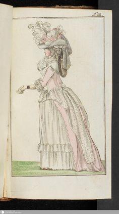 Journal des Luxus und der Moden: August, 1789.