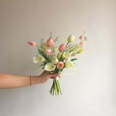 Bridesmaid Bouquet, Wedding Bouquets, Bunch Of Flowers, How To Preserve Flowers, Flower Aesthetic, Flowering Trees, Abstract Flowers, Floral Bouquets, Flourish