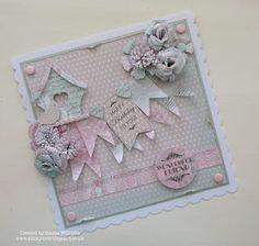 Craftwork Cards Blog: Vintage Boho by Emma Williams                                                                                                                                                     More