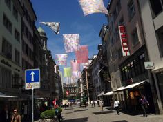 Rennweg: Gasträume 2013 Zurich, Times Square, Street View, Travel, Viajes, Traveling, Trips, Tourism