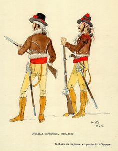 Empire, Independence War, Punic Wars, Historical Art, Spain And Portugal, Napoleonic Wars, Guerrilla, Military History, Character Art