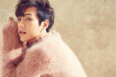 BTOB are handsome autumn men in individual jacket images! Btob Lee Minhyuk, Yook Sungjae, Born To Beat, Im Hyunsik, Jacket Images, Boy Music, 61 Kg, Idole, Handsome Faces