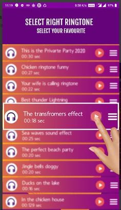 You can listen to all free tones and set them as a mobile ringtone for all contact or you can set as a ringtone for specific contact or set as an SMS tone and set as a notification tone. All you have to do is to browse through the ringtones list and click on the play button and enjoy listening to the tones. If you like the tone then you can set them as a ringtone, SMS tone or notification tone. Enjoy a nice and rich ringtone experience. Phone Ringtones, Mobile Ringtones, Free Ringtones, Popular Ringtones, Free Tone, Are You Bored, Htc One, Google Play