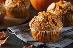Skinny Points – Recipes  » 2 Point- Pumpkin Muffins (weight watchers)