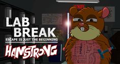 Hamstrong animation series LAB BREAK: Escape is just the beginning Animation Series, Family Guy, Cartoon, Fictional Characters, Cartoons, Comic, Griffins