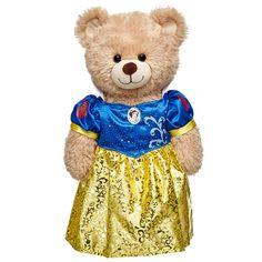 Snow White Dress 2 pc. | Build-A-Bear Workshop