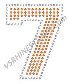 7 - Number