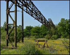 Industrienatur Landschaftspark Duisburg Nord