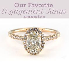 Currently Craving: Dream Engagement Rings