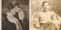Post-Mortem Photography - Even of pets too, oww..
