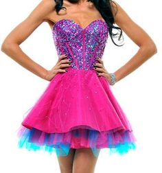 I want this for my sweet 16! :) Stand out from the crowd!