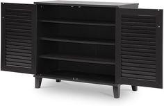 #Best_Cabinet_Shoe_Rack #Cabinet_Shoe_Rack #Best_Shoe_Rack #BestShoeRack #Shoe_Rack #Shoe_Storage #Best_Shoe_Storage #Cabinet_Shoe_Storage Types Of Shoe Racks, Best Shoe Rack, Quality Cabinets, Shoe Organizer, Shoe Cabinet, Smart Design, Shoe Storage, Engineered Wood, Baxton Studio