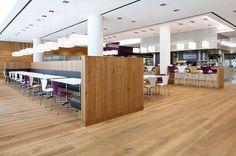 Union Investment Frankfurt Maintor Porta, Gastronomie- und Küchenplanung by SODA.