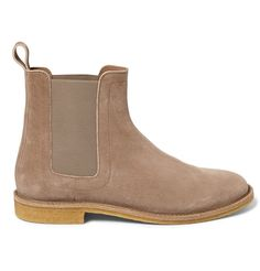 Suede Chelsea Boots | MR PORTER
