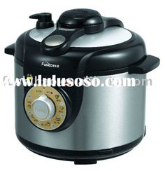 Stainless Steel Electric Pressure Cooker 4l5l6l Non Stick Inner