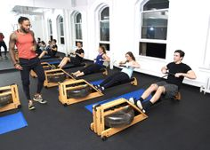GoRecess Studio Spotlight: CityRow; New York, NY  Get ready, get set, row! In case you've been tuned out of fitness world chatter of late, rowing may be one of the fastest growing workouts around. And CityRow, the clean, well-lit studio on lower Fifth Avenue, is one of New York's top spots to get acquainted with how and why rowing works.