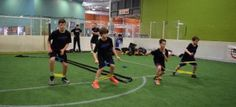 At Speed Strength Performance, we are here to help participants of all ages learn the basics of speed, agility, strengthening, and more.