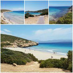 Spiaggia di Coacuaddus, Sardinia