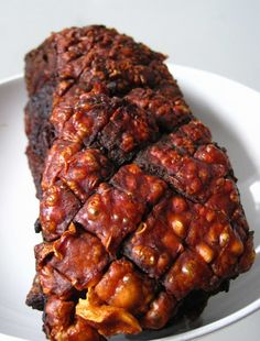 blessed homemaker crispy roast pork by airfryer - Nuwave Air Fryer