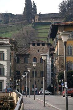 Oltrarno - Via San Niccolo - Firenze