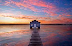 Matilda Bay Sunrise - Kirk Hille