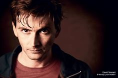 Doctor Who's David Tennant: Tall and Scottish | Because Ten is just so darned beautiful. . .