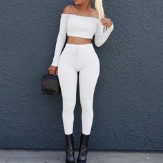 Sexy Outfits, Casual Outfits, Cute Outfits, Fashion Outfits, Fashion Dolls, Romper Long Pants, Suits For Women, Clothes For Women, Moda Casual