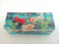 goldfish wagashi