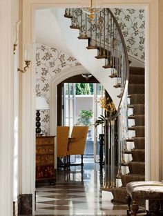 1000 Images About Beautiful Foyers On Pinterest Foyers