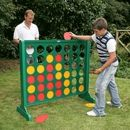 Connect 4! A fun idea to entertain family and friends for the weekend festivities!