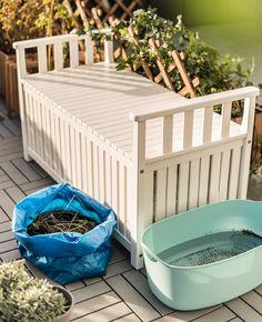 Oltre 25 fantastiche idee riguardo panca contenitore su for Ikea panchina esterno