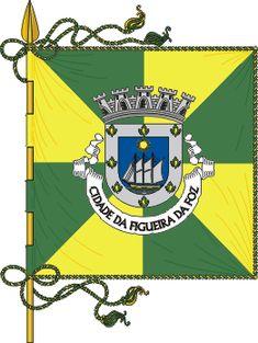 bandeira da Figueira da Foz