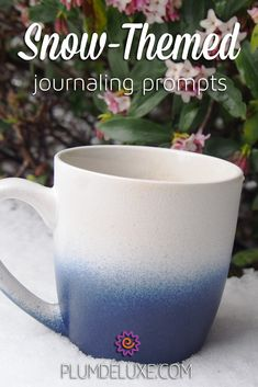 Enjoy your snow day with these snow themed and winter themed journaling prompts. Pour a cup of tea and go deep! Teaching Writing, Writing Prompts, I Love Snow, Heartbroken Quotes, Loose Leaf Tea, Journal Prompts, Winter Theme, Wisdom Quotes, Picture Quotes