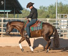 Circle Precision | Horse&Rider | Western Training - How-To - Advice