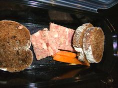 Country Pate served at Craft Beer in the Odyssey building during Epcot Food & Wine 2014.