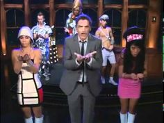 ▶ Doctor Who - Lost opener from Craig Ferguson - The late late show. With Lyrics. - YouTube