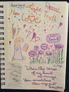 Scripture Quotes, Bible Scriptures, Presence Of The Lord, Hope In God, I Trusted You, You Are Blessed, Daily Prayer, Trust Yourself, Art Journaling