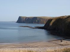 A secluded bay near Pennan on the Banffshire Coast - an idyllic picnic spot Picnic Spot, Scotland, Coast, Water, Outdoor, Gripe Water, Outdoors, Outdoor Games, The Great Outdoors