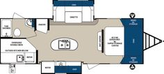 Surveyor West Fifth Wheels / Travel Trailers by Forest River RV