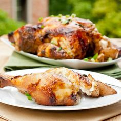 Roasted chicken ever too dry? Try my secret marinade for tender and juice chicken every time--need to make homemade mayo