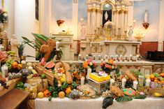 The Sicilian tradition of erecting altars to honor the feast of St. Joseph takes place every year to celebrate St. Joseph's Day in New Orleans.