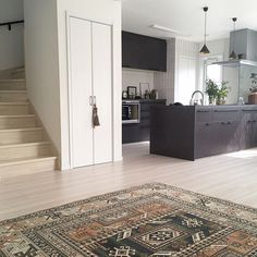 Ideal Home, Living Room Designs, Tall Cabinet Storage, Kitchen Design, Interior Decorating, Layout, Dining, House, Furniture